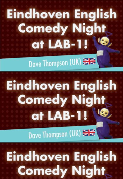 INTERNATIONAL COMEDIANS ENGLISH COMEDY NIGHT (27 OCT)