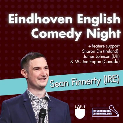 INTERNATIONAL COMEDIANS ENGLISH COMEDY NIGHT