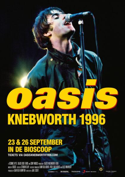 Oasis - Live at Knebworth 1996
