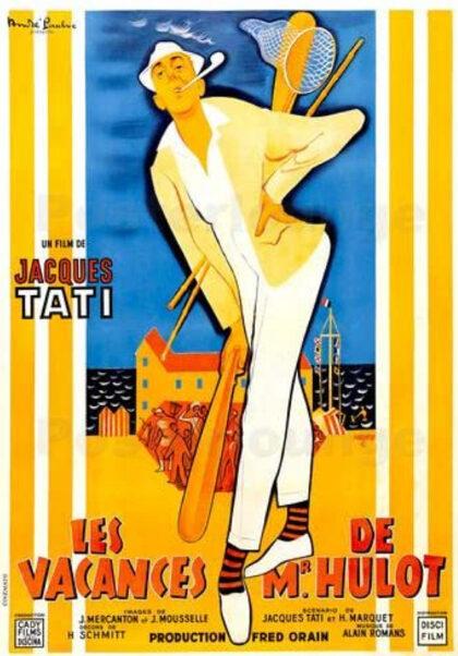 Les Vacances de Mr. Hulot (Jacques Tati, 1953)