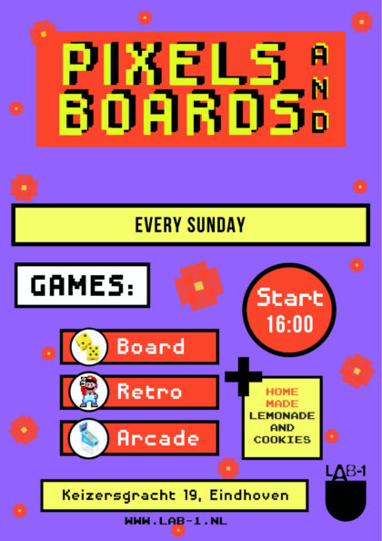 Boardgames on Sundays