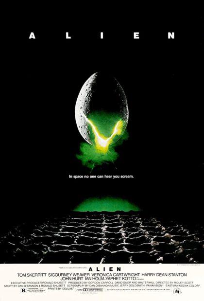 Alien (4K, 1979)