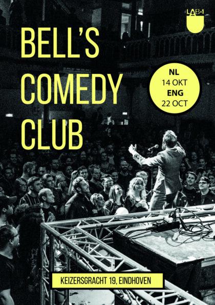 Bell's Comedy Club NL Editie (14 Okt)