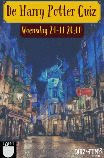 De Harry Potter Quiz