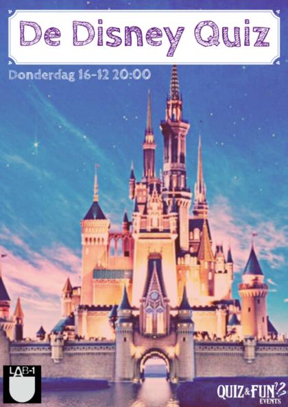 Pubquiz | Disney editie