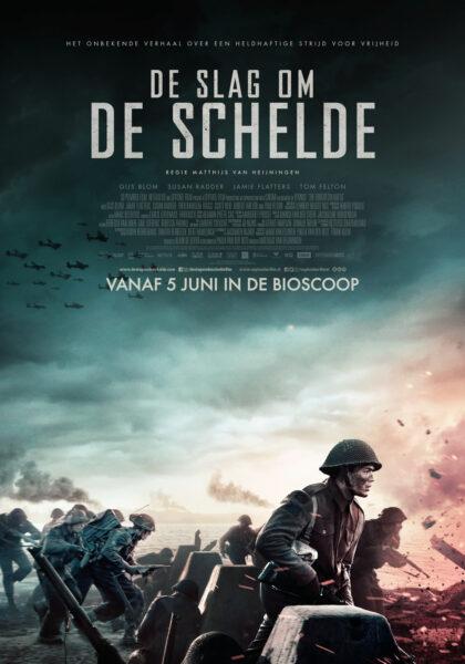 De Slag om de Schelde (English Subtitles)