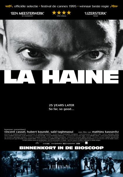 La Haine (4K, 1995)