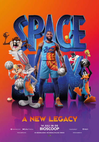 Space Jam: A New Legacy (NL)