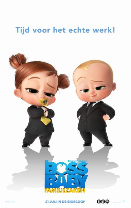 Boss Baby: Familiezaken, De (2D NL)