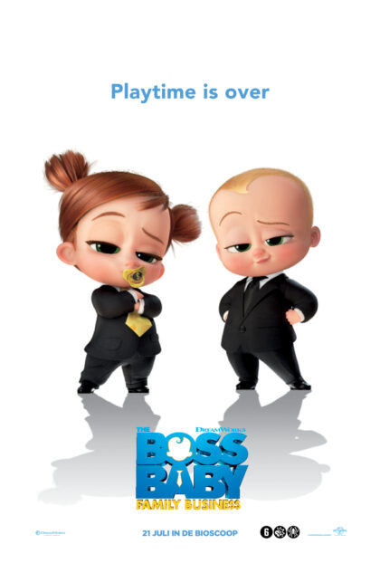 Boss Baby: Family Business, The (2D OV)