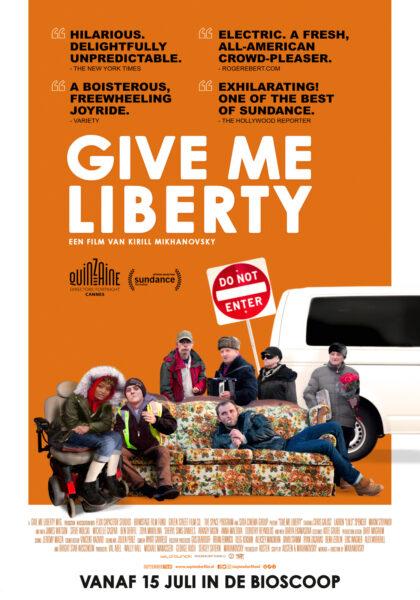 Give Me Liberty (English Subtitles)