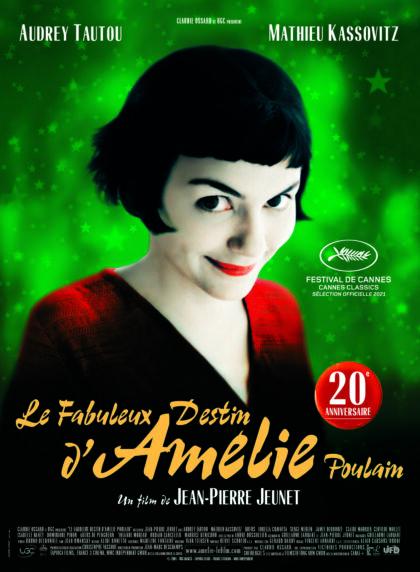 Amélie – 20th anniversary