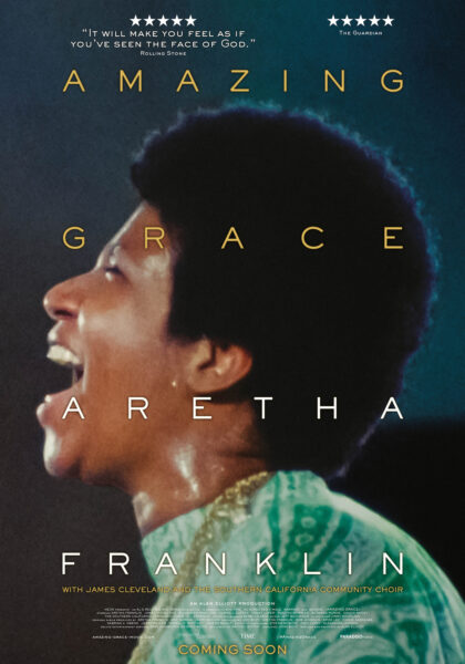 Amazing Grace (Aretha Franklin)