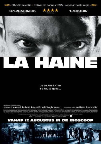 La Haine (4K, 1995, ENG Subtitles)